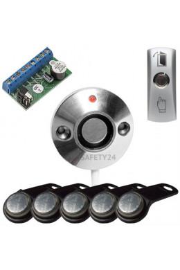СКУД система контроля и управления доступом Tantos TM