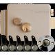 Комплекты контроля доступа с электромеханическим замком